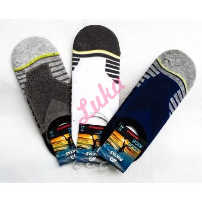 Men's turkish low cut socks Paktas1402-8