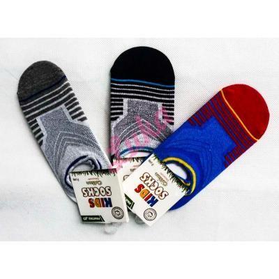 Kid's turkish low cut socks Paktas 3407