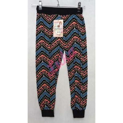 Girl's leggings Bixtra 607