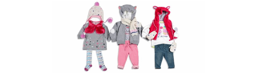 Hurtownia odzieży dziecięcej - Luka Trading
