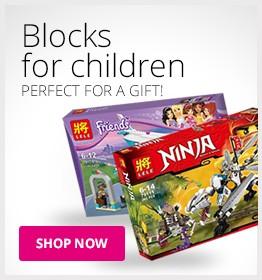 Blocks for children